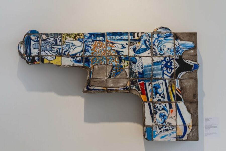 Manuela Pimentel, 'Revolver', 2020