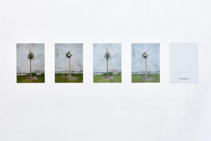 Pál Gerber, 'Affectionately', 2011
