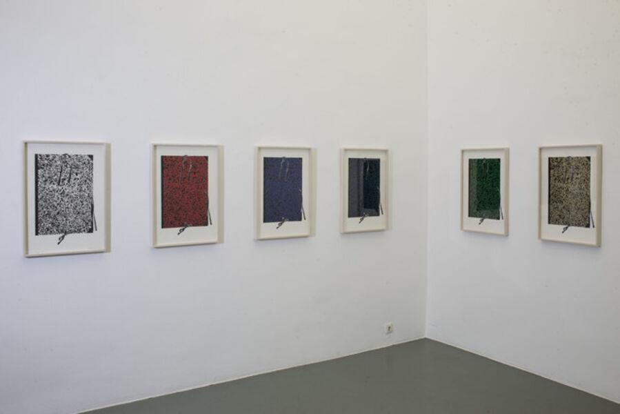 Marcel Odenbach, 'Wiener Mappenwerk', 2016