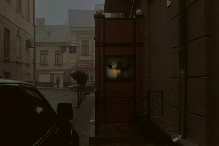 Boris Savelev, 'Man Box', 2013