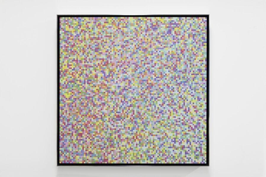 Jennifer Marman and Daniel Borins, 'Pixel Mist', 2017
