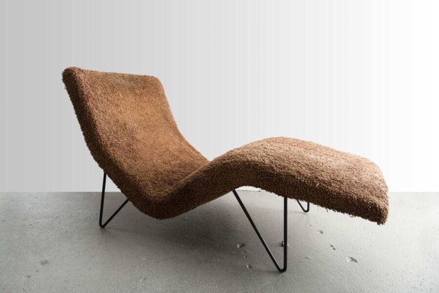 Greta Magnusson Grossman, 'Chaise Lounge', 1951