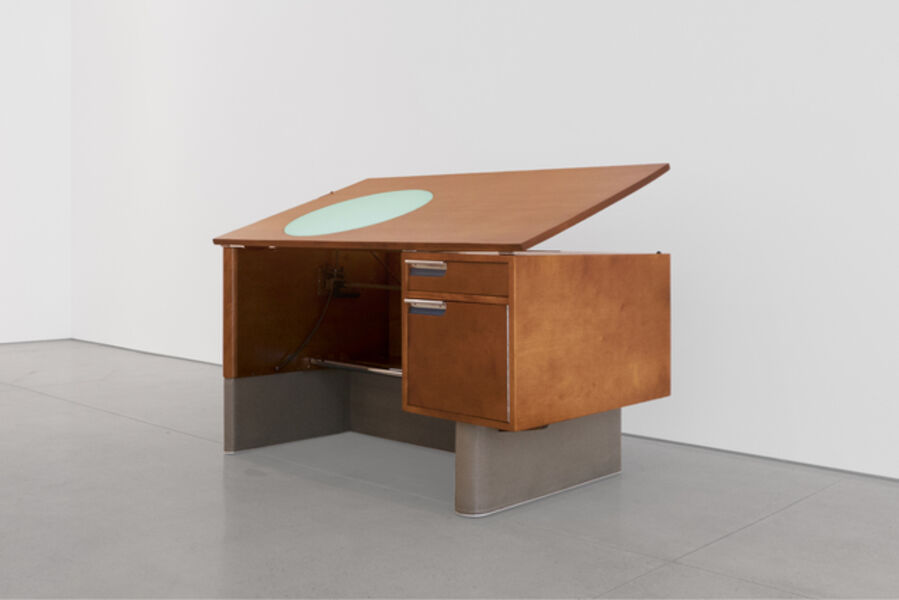 Kem Weber, 'Walt Disney Studio Animation Desk', 1938