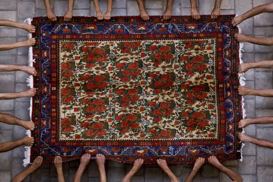 Jalal Sepehr, 'Knot', 2011