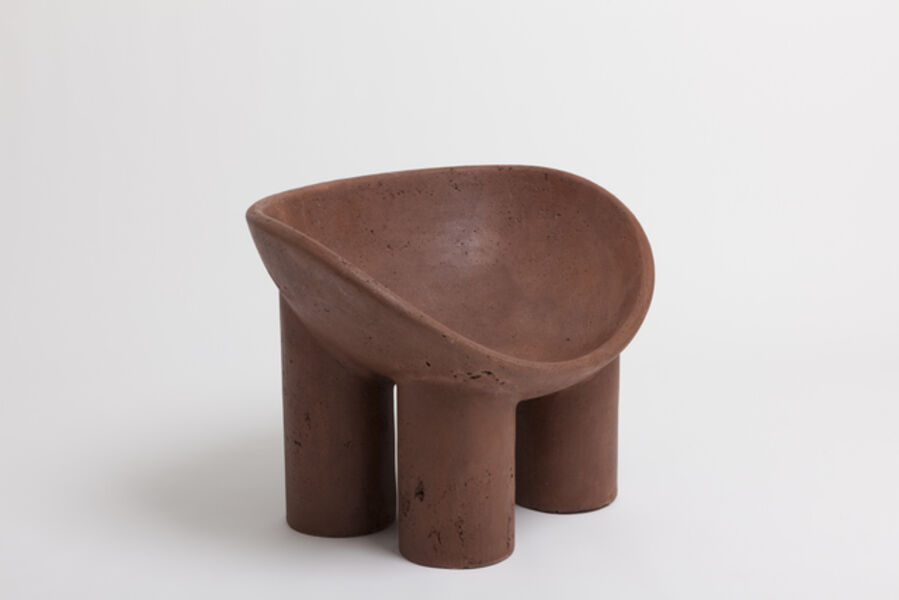 Faye Toogood, 'Roly-Poly Chair / Earth', 2016