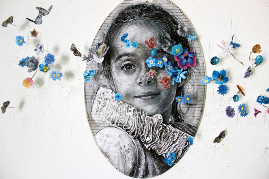 Elena Tsigaridou, 'Something Blue II', 2018