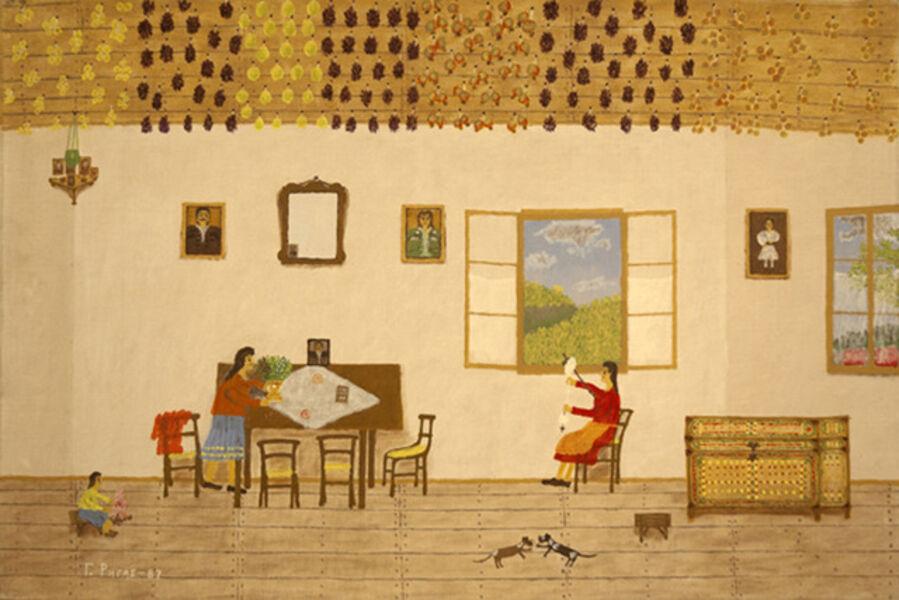 Giorgos Rigas, 'Fruit Drying', 1987
