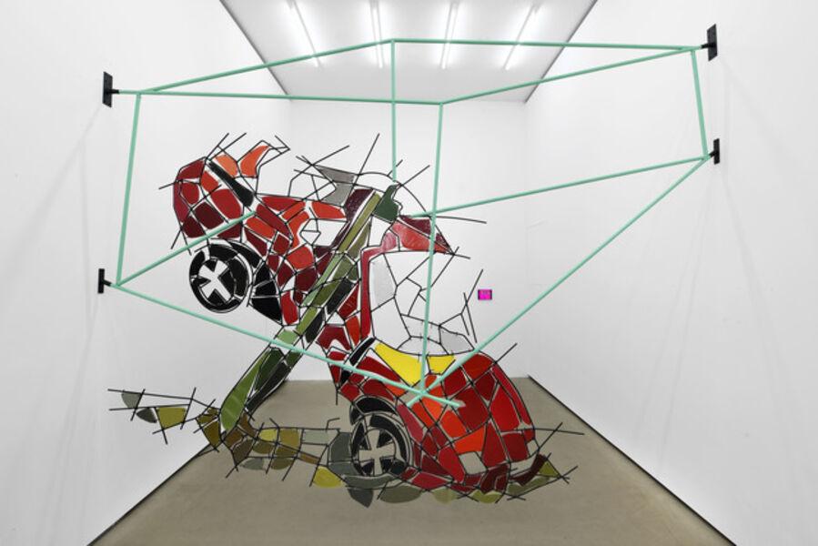 Birgit Brenner, 'Deep Thought', 2018