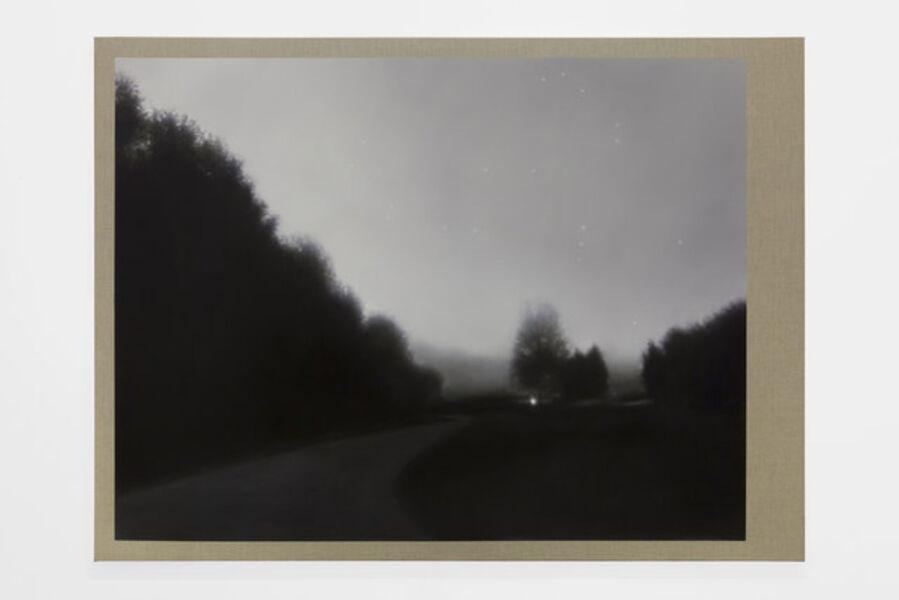 ALAIN URRUTIA, 'Cielo de Invierno ', 2020