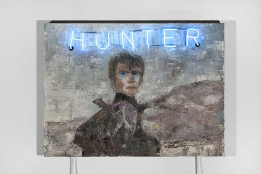 Claude Lévêque, 'HUNTER', 2017