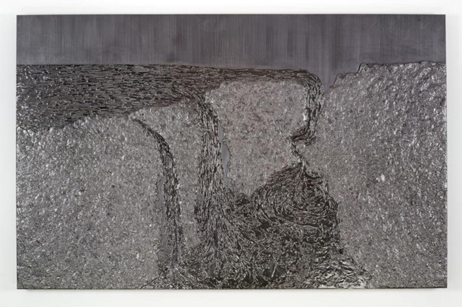 Teresita Fernández, 'Nocturnal (Passaic Pour)', 2009