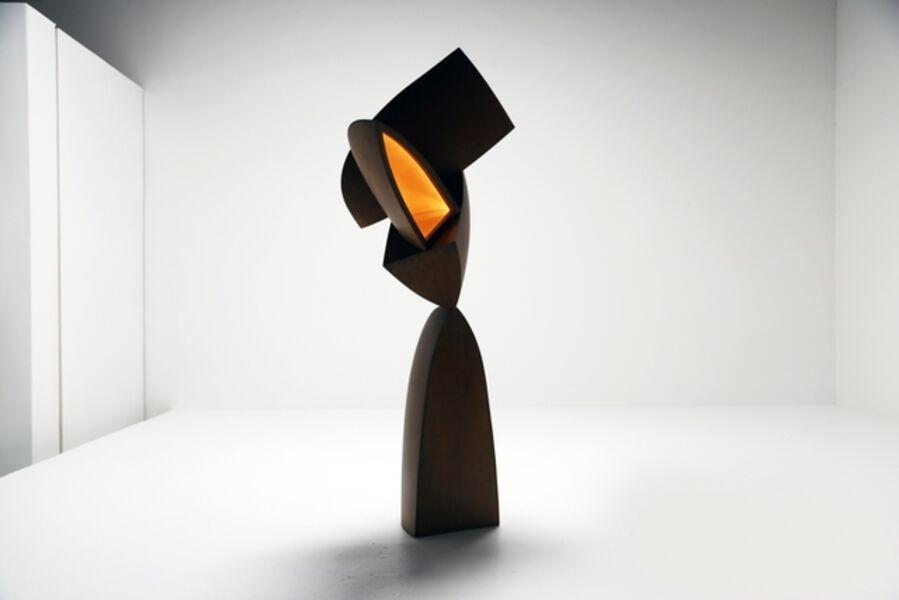 Niamh Barry, 'Underneath, Standing Light Sculpture', 2018