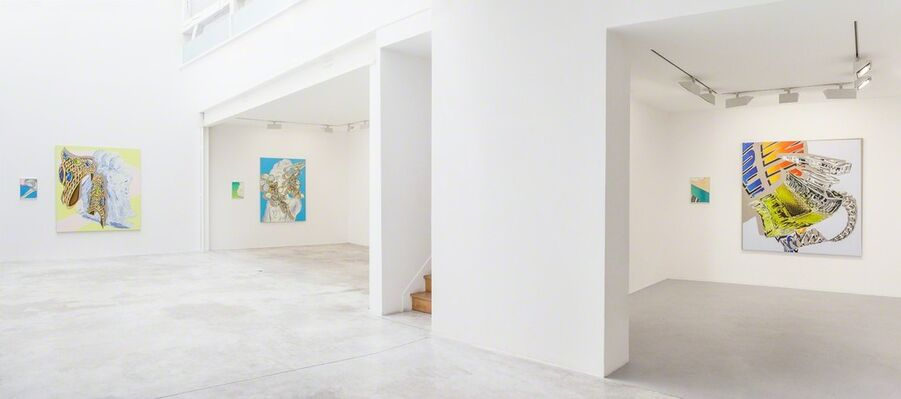 Armand Jalut - Palagonia POV, installation view