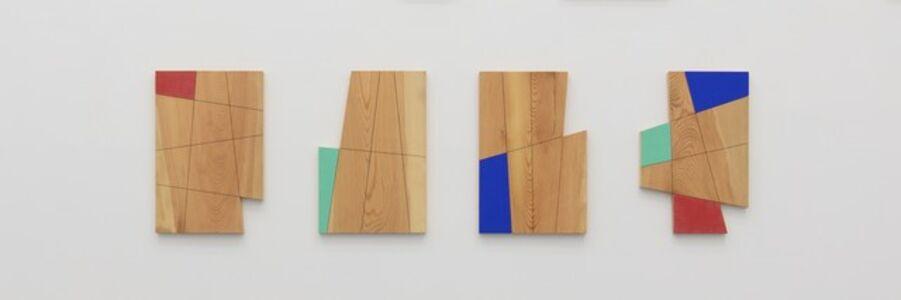 Susumu Koshimizu, 'Relief - Kuushiki (Phenomena as Being Void)', 2018-2020