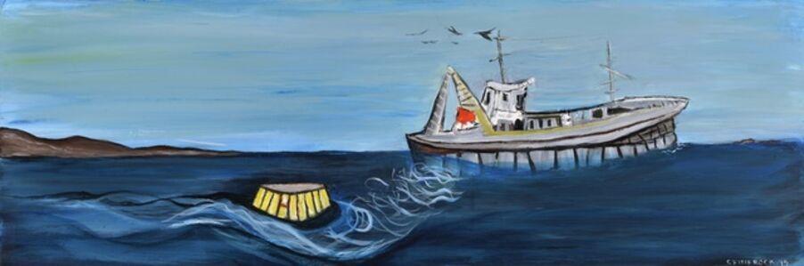 Cheryl Finfrock, 'Shipwrecked', 2019