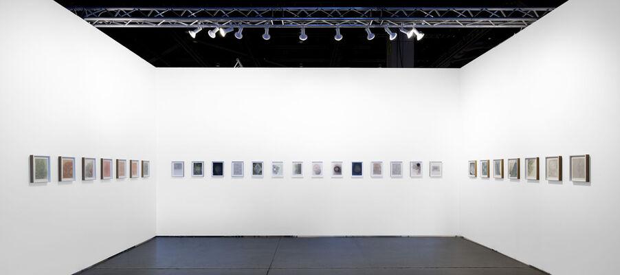 Jason Haam at Seattle Art Fair 2019, installation view