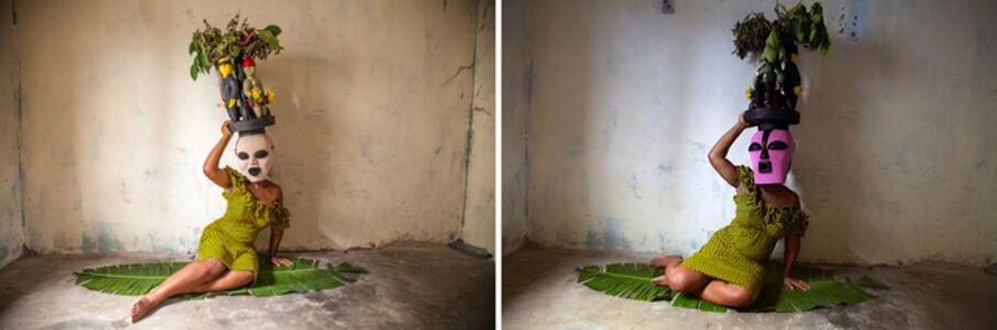 Zina Saro-Wiwa, 'The Invisible Man, A Birth', 2015