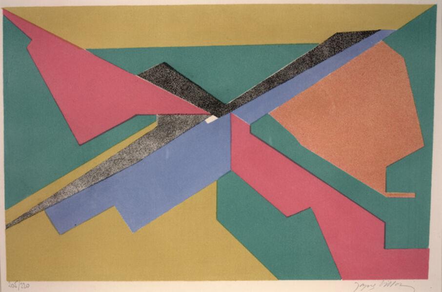 Jacques Villon, 'Coursier I', 1958