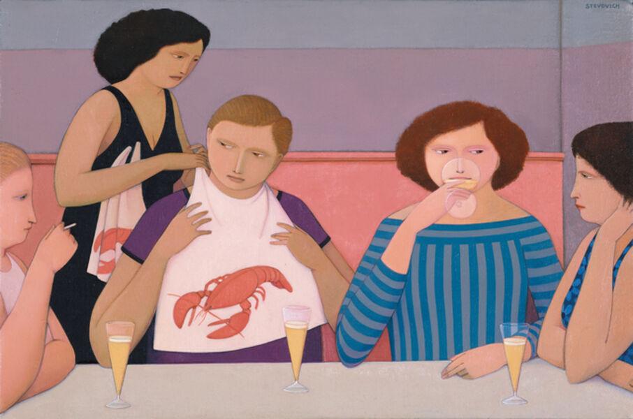 Andrew Stevovich, 'Lobstaland', 1983