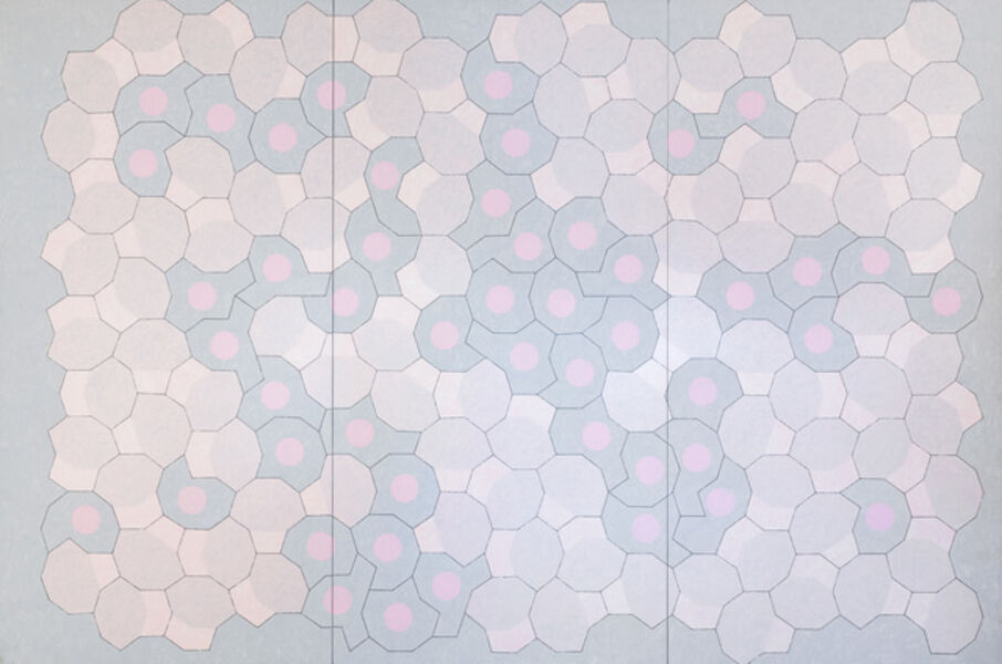 Michael Kidner, 'Love is a Virus from Outer Space', 2001