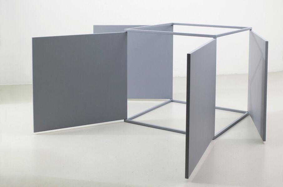 Charlotte Posenenske, 'Prototype for Revolving Vane', 1967-1968