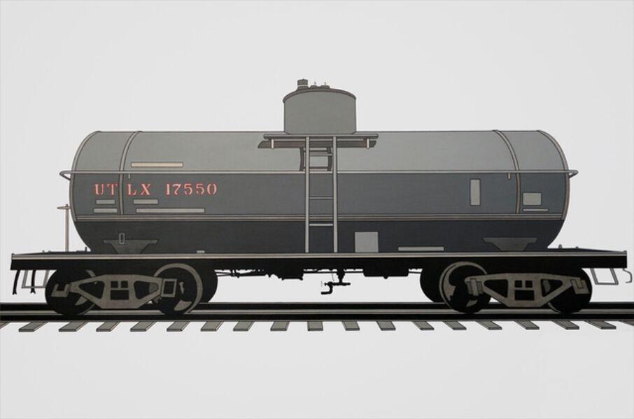 William Steiger, 'Tanker Car 17550', 2018