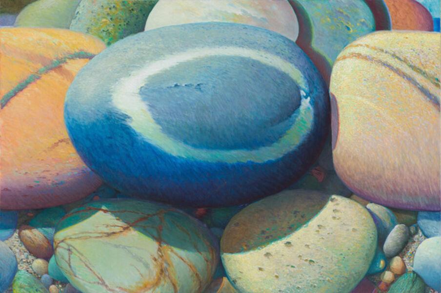 William Shepherd, 'Bullseye Rock', 1982