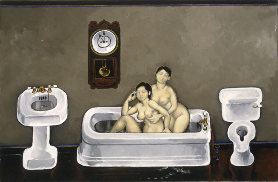 Martin Wong, 'Saturday Night', 1992