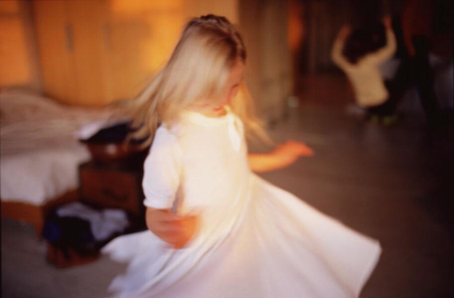 Nan Goldin, 'Ava twirling, NYC', 2007