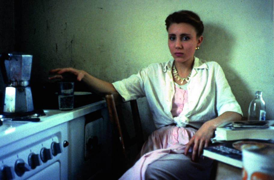 Annelies Strba, 'Sonja mit Wasserglas', 1991/2018