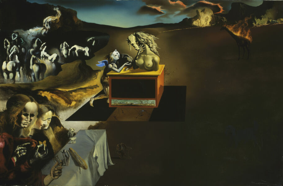 Salvador Dalí, 'Inventions of the Monsters', 1937