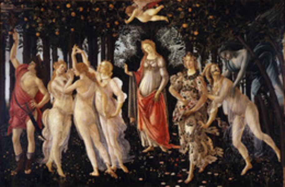 Sandro Botticelli, 'La Primavera (Spring)', 1477