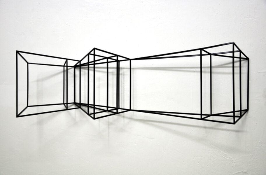 Paolo Cavinato, 'Wing #1 (glossy black)', 2019