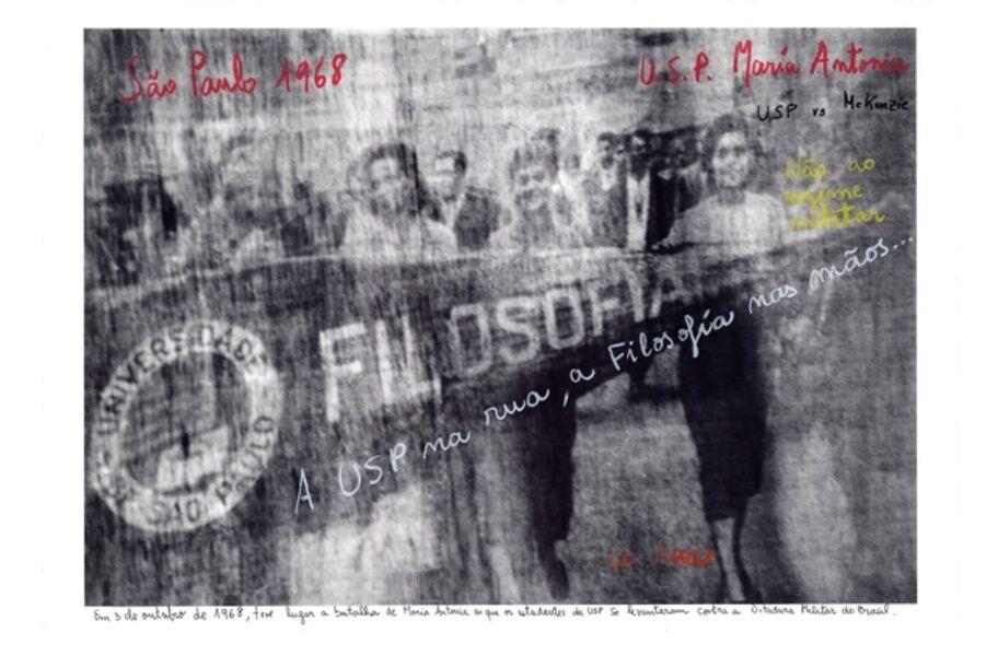 Marcelo Brodsky, 'USP, SP, 1968', 2014