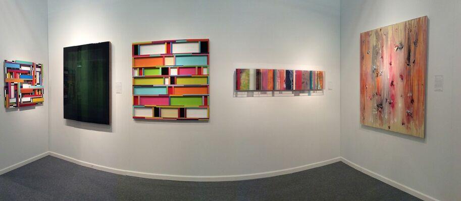 JanKossen Contemporary at CONTEXT Art Miami 2016, installation view