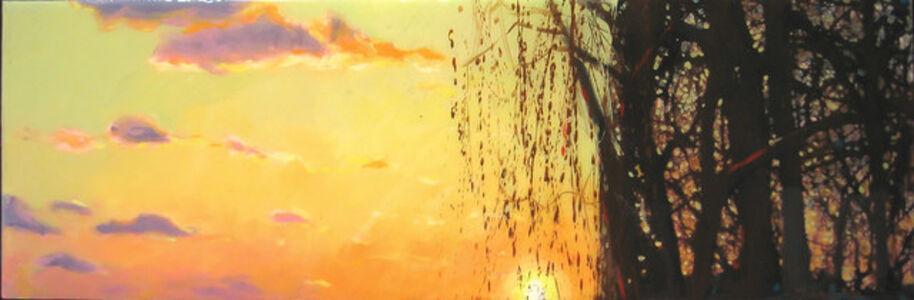 Yury Darashkevich, 'Sun through the Trees', 2008