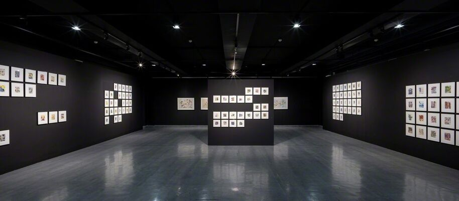 Gregorian Exhibition by Kitikong Tilokwattanotai, installation view