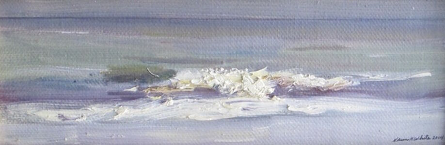 Nelson White, 'The Surf', 2014