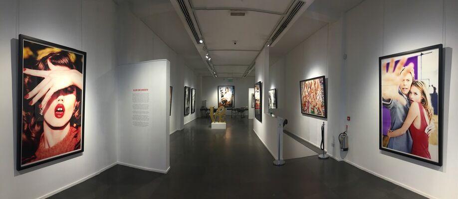 Ellen von Unwerth - Ladyland, installation view