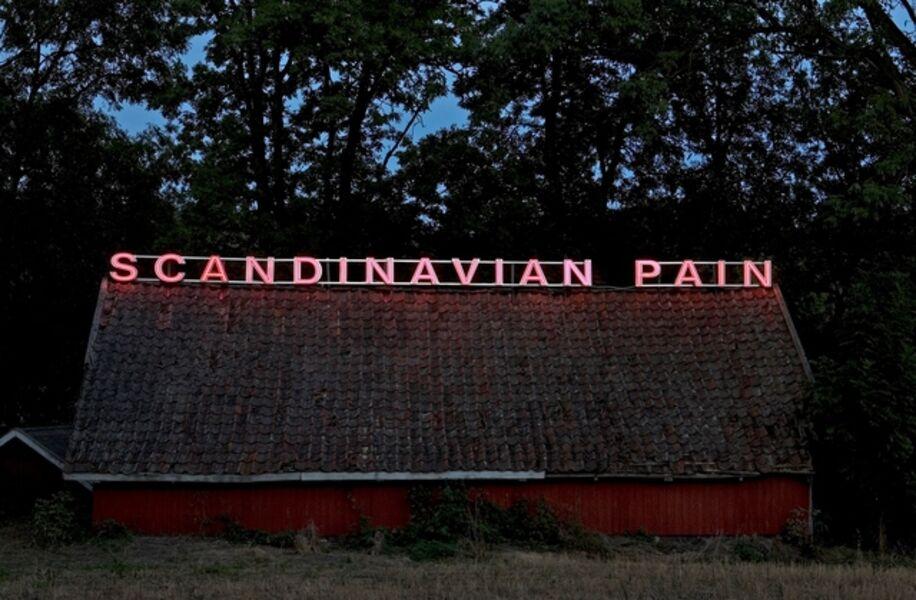 Ragnar Kjartansson, 'Scandinavian Pain (twilight)', 2006