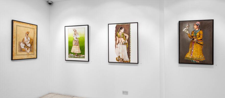 NAJMI SURA | remembrace of things past, installation view