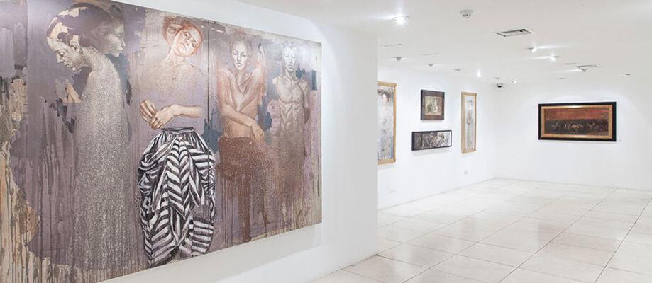 Mersad Berber & Tarik Berber, installation view