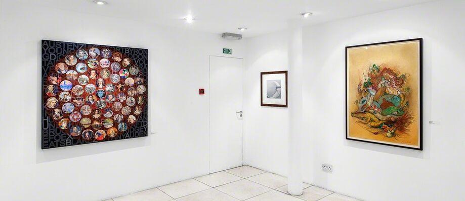 Winter Show, installation view