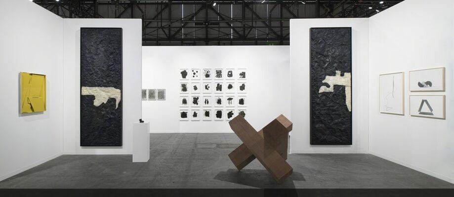 Galerie Laurence Bernard at artgenève 2018, installation view