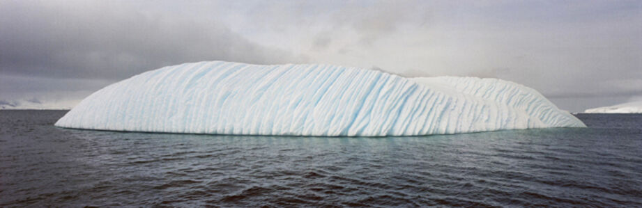 Stuart Klipper, 'Striated Berg, Neumayer Channel, Antarctica ', 1987