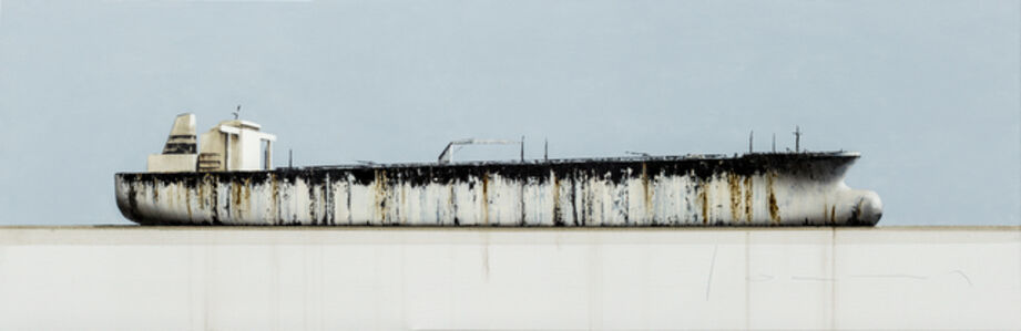 Stéphane Joannes, 'Tanker 43', 2020