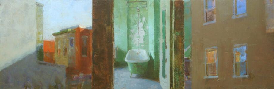 Jon Redmond, 'Triptych with Bathtub', 2015