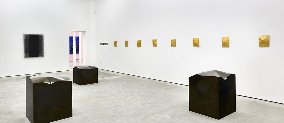 Stephen Somple: Linear Momentum, installation view