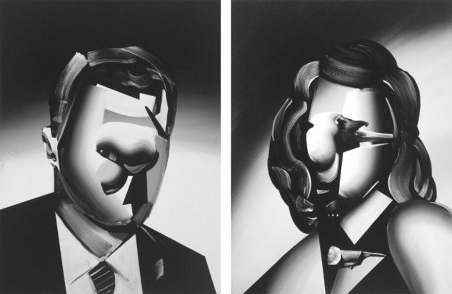 Tomoo Gokita, '1. ESCAPE INTO FANTASY / 2. ESCAPE INTO REALITY', 2008