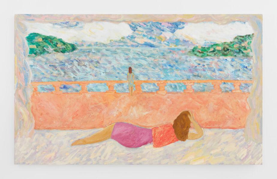 Jessie Edelman, 'On the Patio', 2019